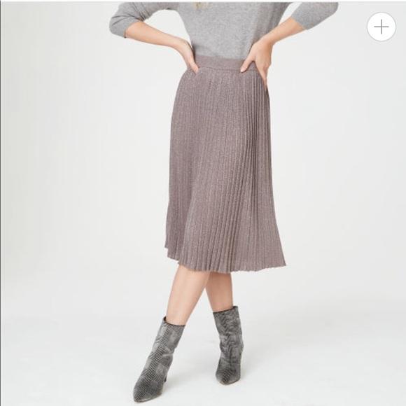4f2dc8268f Club Monaco Skirts   Pleated Tilli Skirt   Poshmark